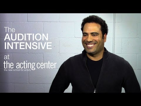 Sevier Crespo on The Audition Intensive at The Acting Center - It changed my life