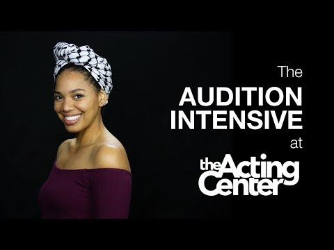 The Audition Intensive at The Acting Center - Kristen Henry King - This gives you the essentials to