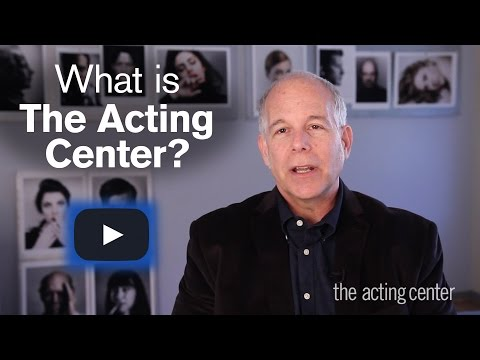 What is The Acting Center?
