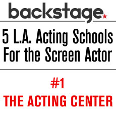 5 LA Acting Schools for The Screen Actor