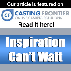 Casting Frontier - Inspiration Can't Wait