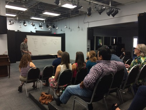 Commercial Seminar - The Acting Center